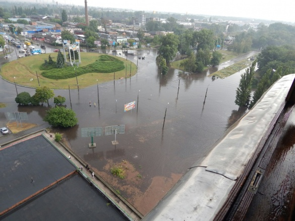 У Черкасах планують перевірити зливову каналізацію та добудувати колектор
