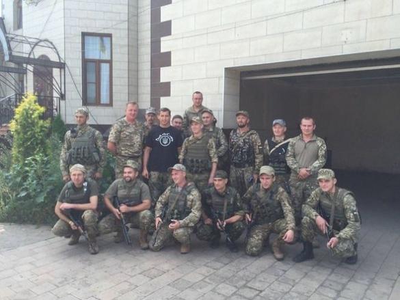 Очільник Черкаської області поїхав у зону АТО