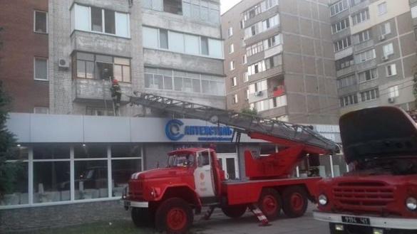 У Черкасах рятувальникам все частіше доводиться приборкувати