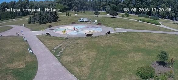 Один з черкаських фонтанів сьогодні не працює