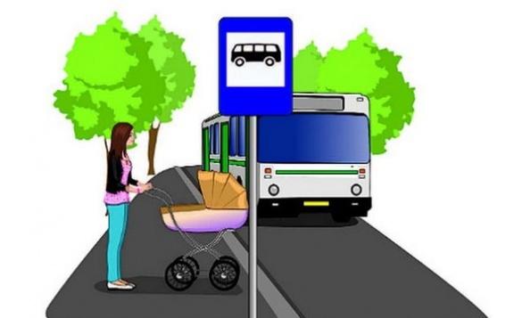Які права мають черкащанки під час поїздки з дитячим візочком у  транспорті?