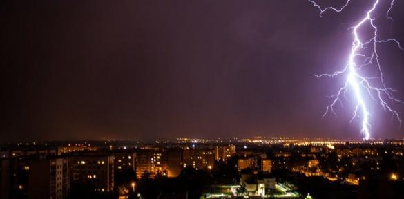 На Черкаси насувається шторм