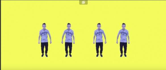 На вулицях Черкас відзняли кліп для відомого музичного хіта (ВІДЕО)