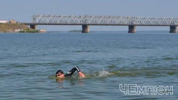 Як українці, німці та білоруси черкаське Дніпро перепливали