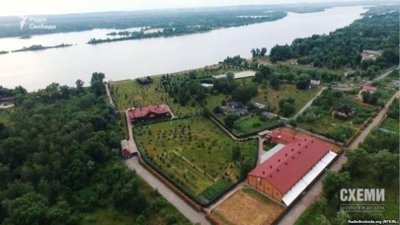 Черкаський нардеп за безцінь орендує 2,5 гектара землі під Києвом (ВІДЕО)
