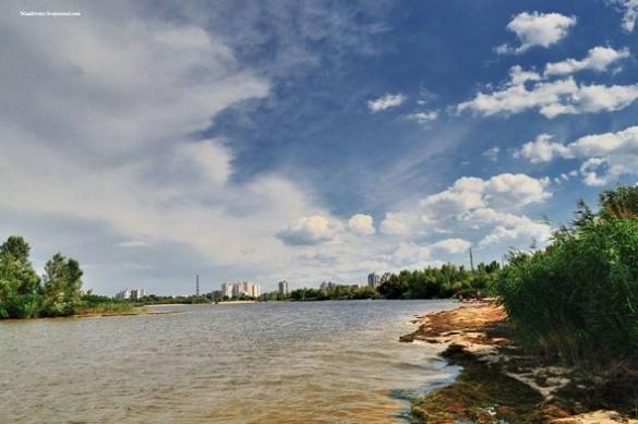 У мережі показали дивовижну красу Черкаського моря (ФОТО)