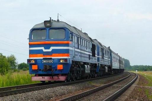 Розклад руху потягів в Черкаській області зазнає змін