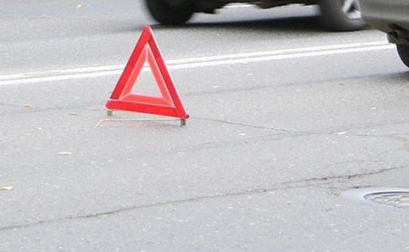 Поліція розшукує власника черкаської іномарки, який спричинив потрійну ДТП