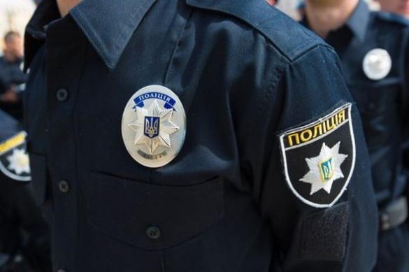 Черкаський водій спричинив ДТП із патрульними