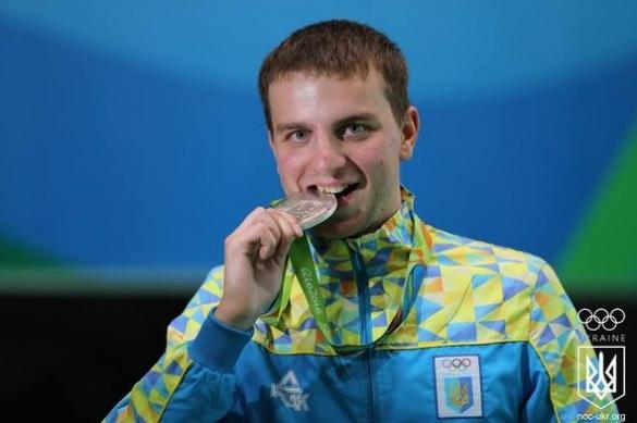 На олімпійського призера з Черкас чекає нагорода від міської влади