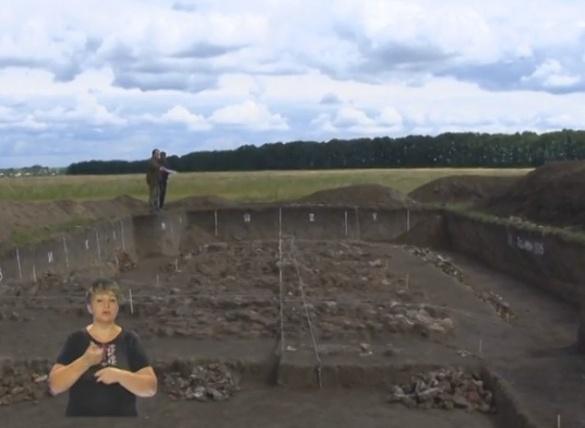 Археологи серед руїн на Черкащині натрапили на рідкісні знахідки
