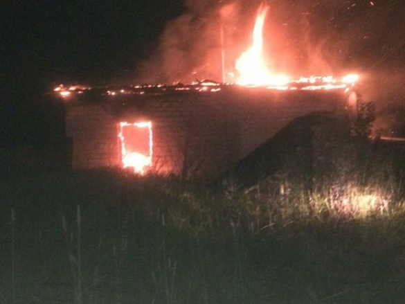 Смертельна пожежа: на Черкащині згорів чоловік