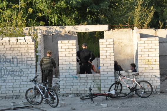 Черкаси та область посилено патрулюють правоохоронці (ФОТО)