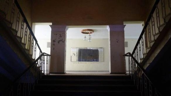 Колишній черкаський кінотеатр