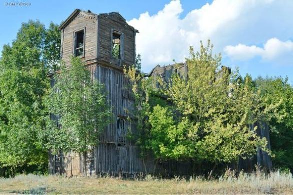 На Черкащині руйнується унікальна пам'ятка архітектури (ФОТО)