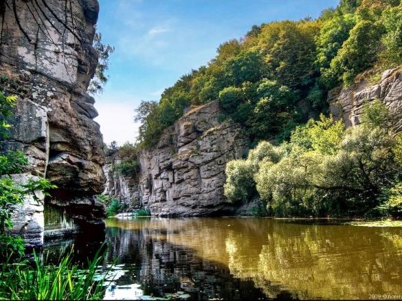 Природне диво на Черкащині визнали одним з найкрасивіших в Україні (ВІДЕО)