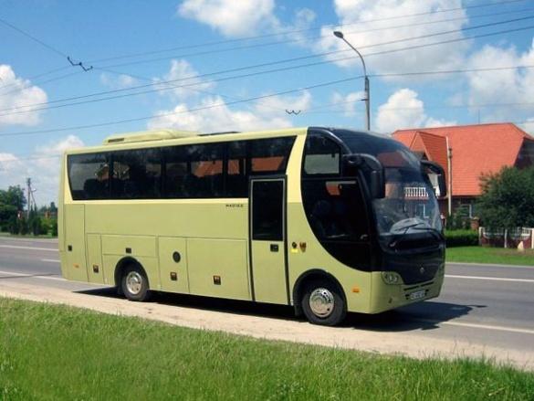 Відтепер черкащани можуть придбати квиток на автобус не виходячи з дому