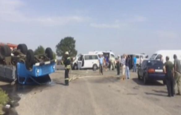 Рятувальники розповіли подробиці страшної ДТП на Черкащині (ВІДЕО)