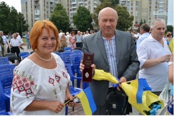 Черкаський професор отримав державну нагороду України