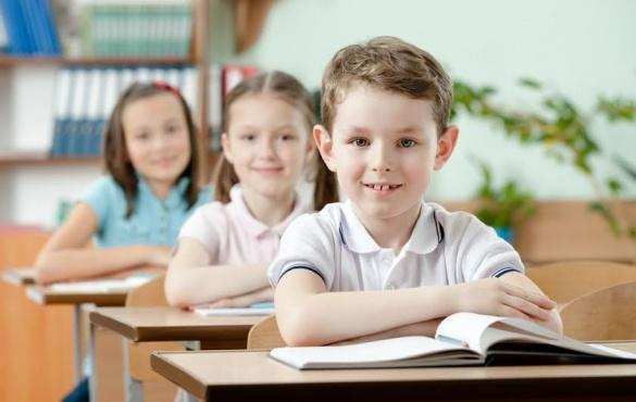 Шкільні програми для початкової школи в області розвантажено