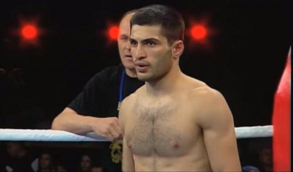 Черкаський боксер один із найперспективніших боксерів компанії Кличків