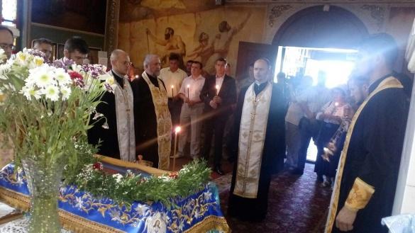 У Черкасах вшанували загиблих в Іловайському котлі (ФОТО)