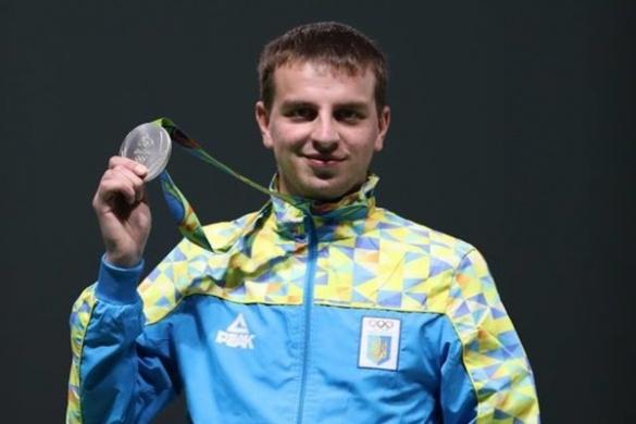 Олімпійський призер із Черкас отримав солідну грошову винагороду