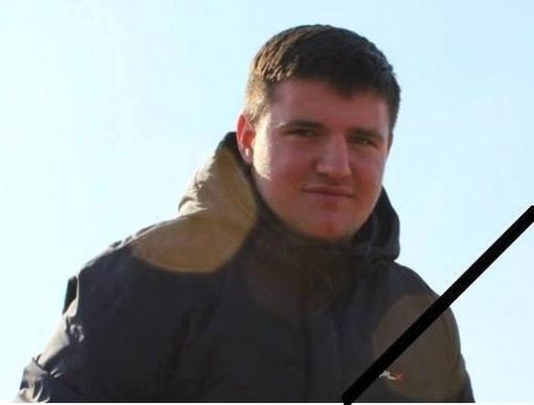 На Донбасі загинув черкаський боєць АТО