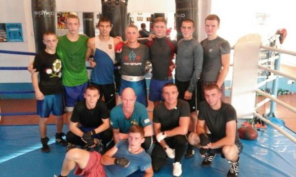 Кращі черкаські боксери готуються підкорити Кубок України