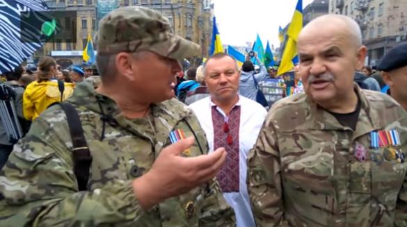 Екс-мер Сміли відзначився у російських новинах (ВІДЕО)