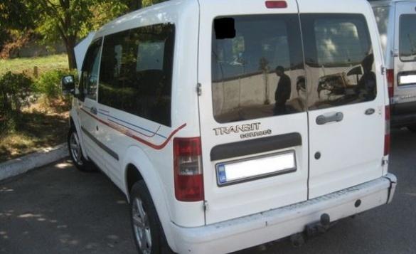 У Черкасах знову виявили автомобіль, що перебував у розшуку