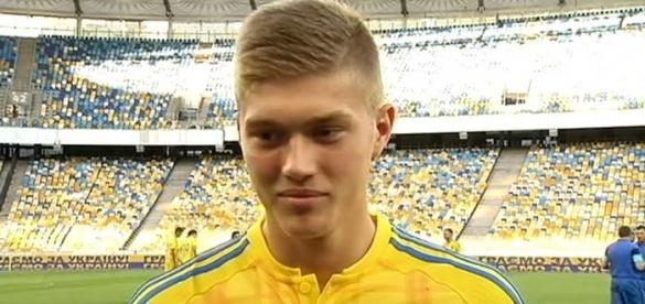 Андрій Шевченко виключив черкаського футболіста зі складу збірної