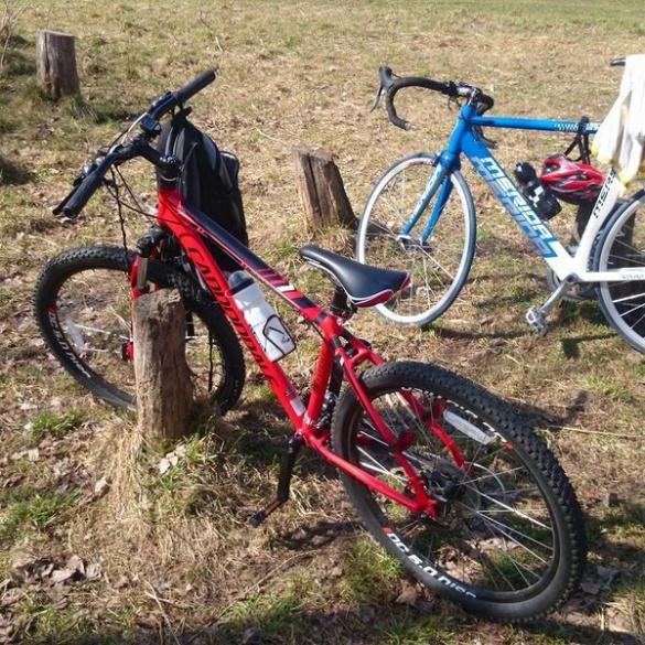 Біля Черкаської мерії вдень викрали велосипед
