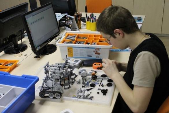Для школярів у Черкасах відкриваються курси робототехніки