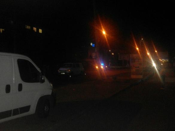 На перехресті Чорновола-Чайковського збили людину