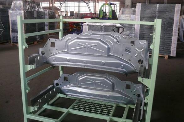 Черкаський завод запрацював із відомим німецьким автовиробником