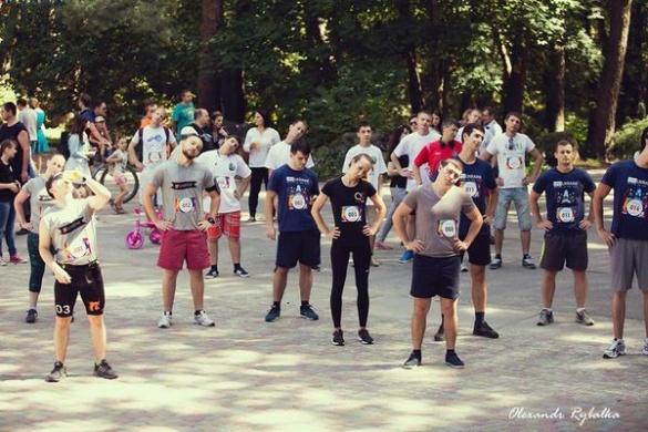 Черкаські IT-cпеціалісти поєднали спорт та благодійність