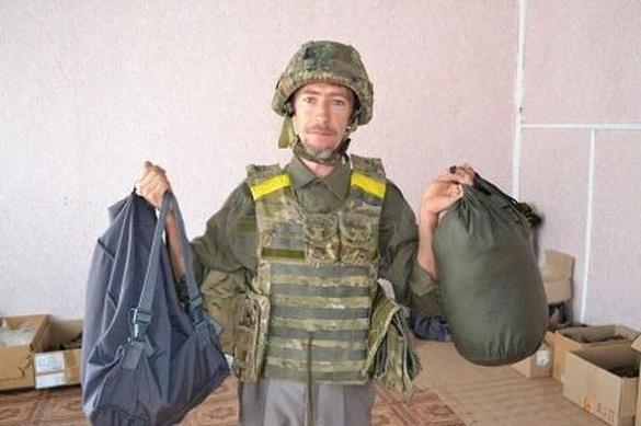 Черкаський священик куховарить для батальйону
