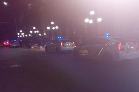 У центрі Черкас сталася бійка, яку заспокоїли лише використавши пістолет