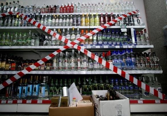 Рішення щодо обмежень торгівлі алкоголем у