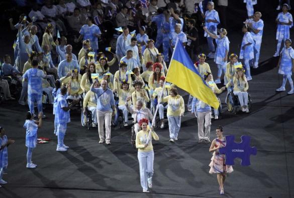 Черкаські спортсмени сьогодні стартують на Паралімпійських іграх