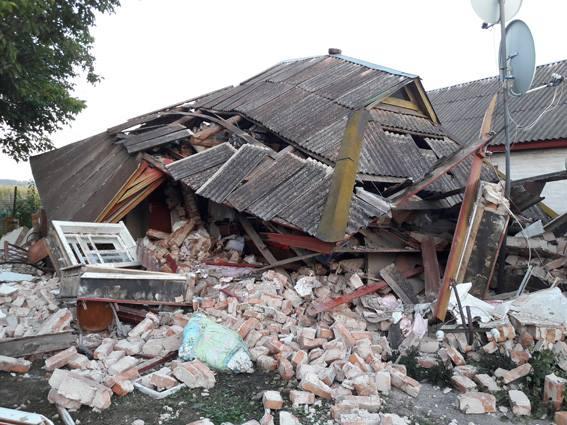 18-річний черкащанин отримав страшні опіки через вибух у будинку (ФОТО)