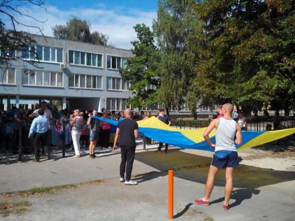 Сотні черкащан пробігли вулицями міста на підтримку АТОвців (ФОТО)
