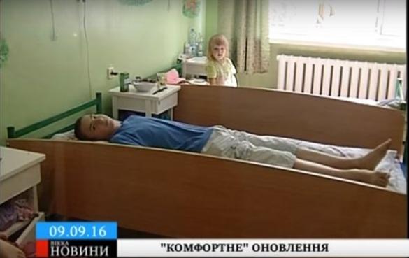 У черкаській інфекційній лікарні з'явилися нові ліжка