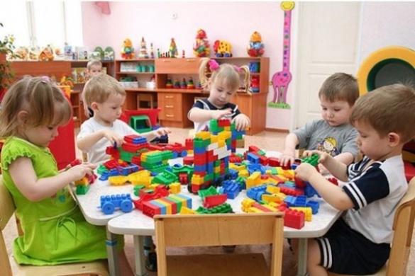 У черкаських дитячих садочках з'являться чергові групи