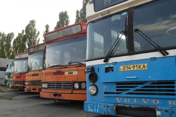 Черкаські тролейбуси стануть знаменитими у столиці України