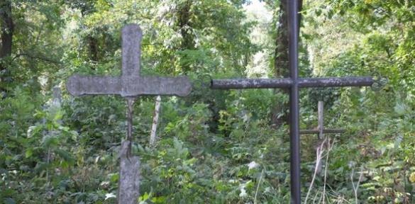 У Черкасах існує цвинтар, де можна знімати фільм жахів