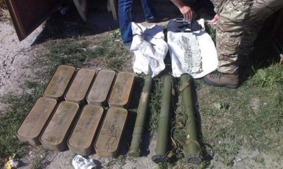 У Черкасах засудили торговців зброєю із зони АТО