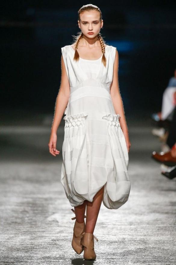 Черкащанка, яка бере участь у всеукраїнському фешн-проекті, дебютувала на модному показі