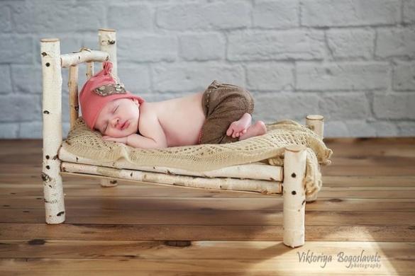 У Черкасах діти стають моделями фотосесії у перші дні життя